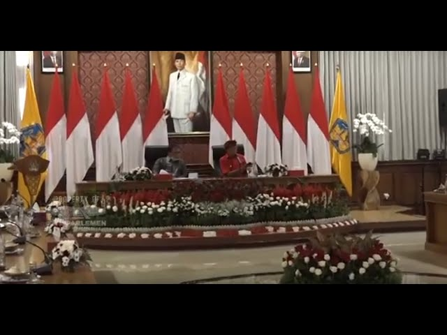 WARTA PARLEMEN - BALEG DPR RI SOSIALISASI RUU PEMBENTUKAN PT AGAMA DI BALI
