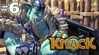 Knack - Gameplay Walkthrough - Part 6 (hd Ps4 Gameplay)
