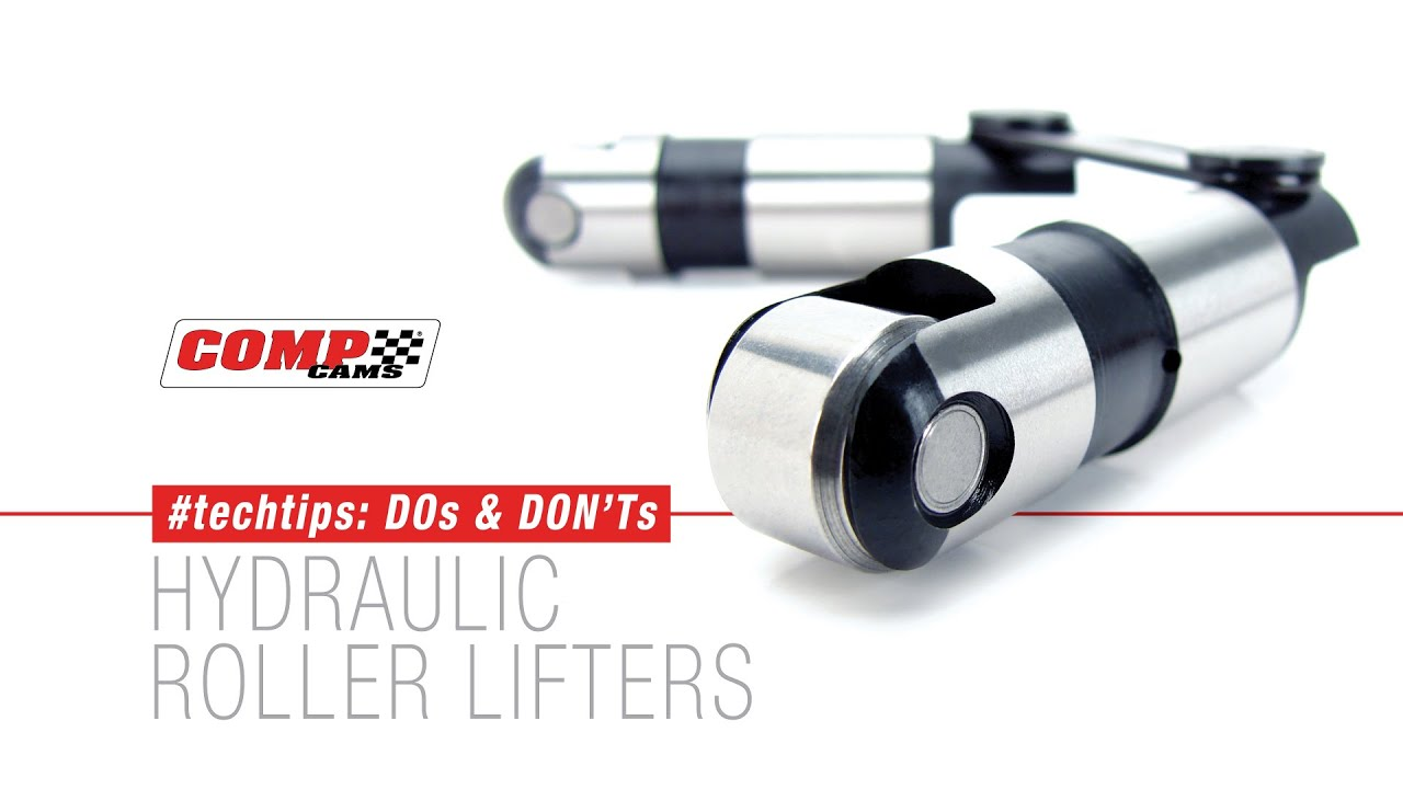COMP Cams #Techtips: Hydraulic Roller Lifters
