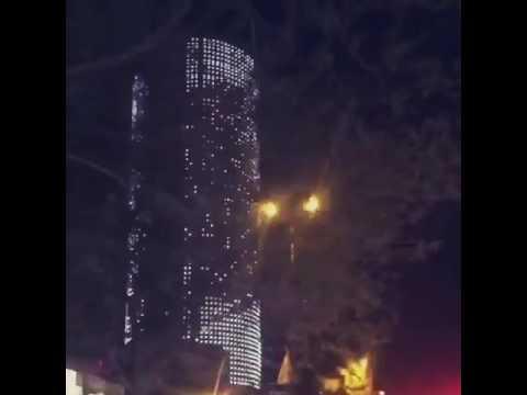 Baghdad 21/Feb/2017 Iraq's first skyscraper