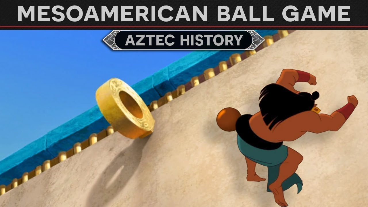 Mesoamerican Ball Game (Aztec History)