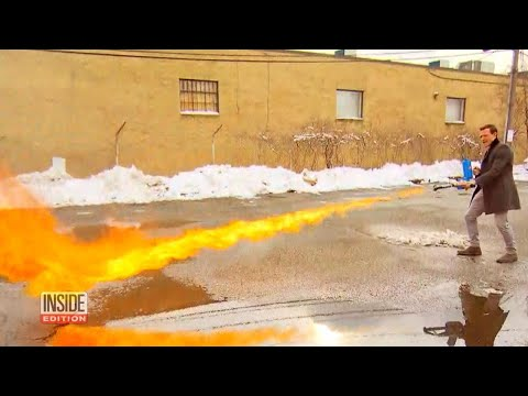 What is a 'Flamethrower' and is it Safe?