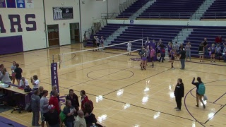 BSDN Live - Blair vs Platteview - Volleyball - 2018