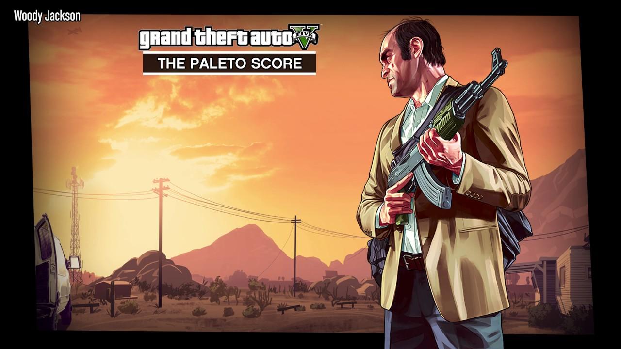 gta 5 the score soundtrack