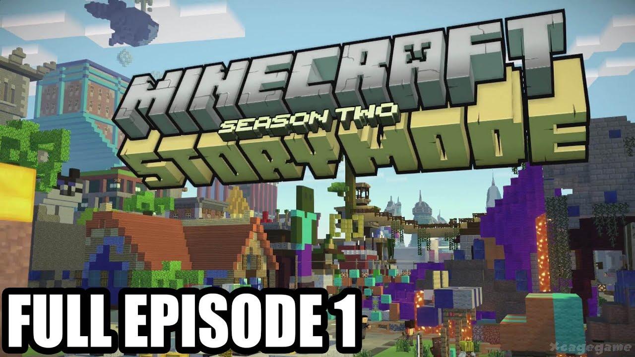 Minecraft Story Mode Season 2 Full Episode 1 Gameplay Walkthrough