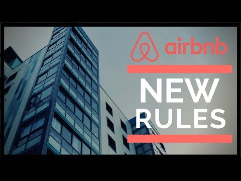 New Toronto AirBnB Rental Rules 2018