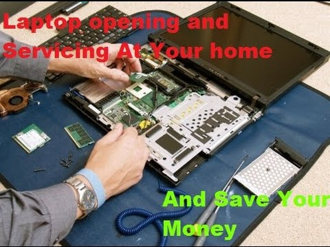 LAPTOP SERVICING at HOME IN HINDI PART -1
