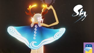 Sky: Children of the Light - Days of Nature - Wave Cape & Seashell Necklace + Pinwheel + Office