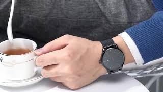 Đồng hồ nam dây thép Jenises 8003-1