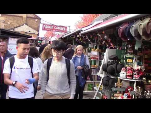 Camden Market 2016