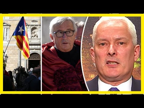 Brussels lashed for defending 'indefensible' madrid on catalonia during furious tv rant
