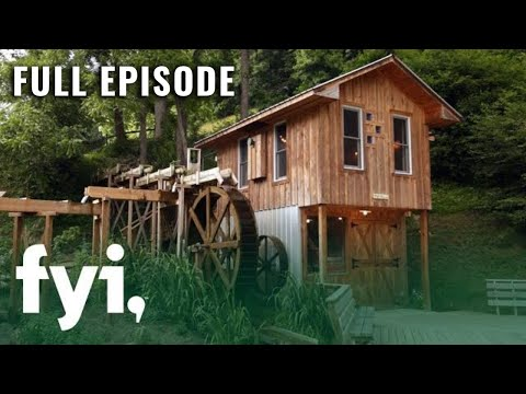 Tiny House Hunting: Tiny Bachelor Pad In Asheville, NC (S4, E15) | Full Episode | FYI