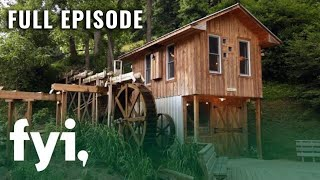 Tiny House Hunting: Tiny Bachelor Pad In Asheville, Nc  S4, E15  | Full Episode | Fyi