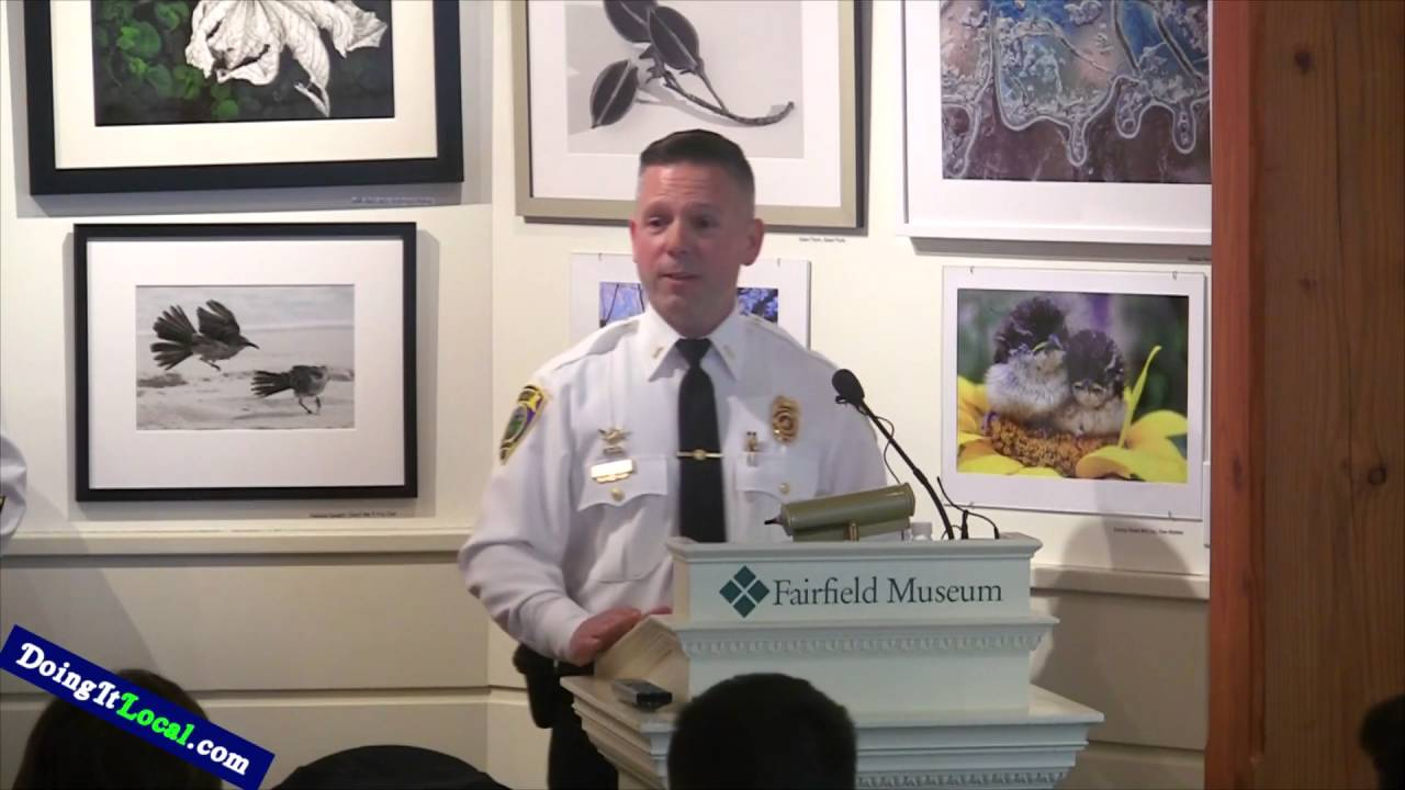 Fairfield Police Promotions