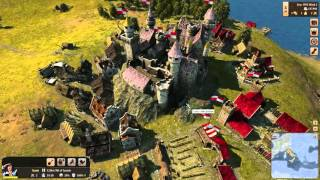 Grand Ages Medieval Gameplay and Review