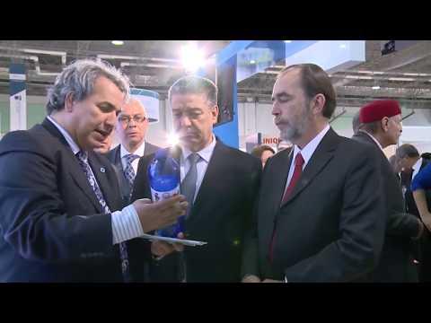 Inauguration de  la 4ème édition de Tunisia Health Expo