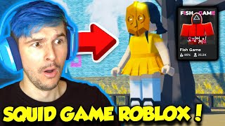 So I Played SQUID GAME Roblox Games And THEN THIS HAPPENED... (Roblox)