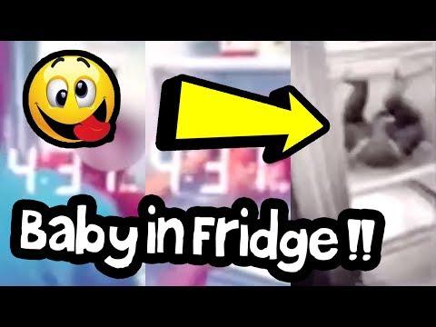 Babysitters Trap Baby in Fridge for Snapchat !! | Full Story | New !!