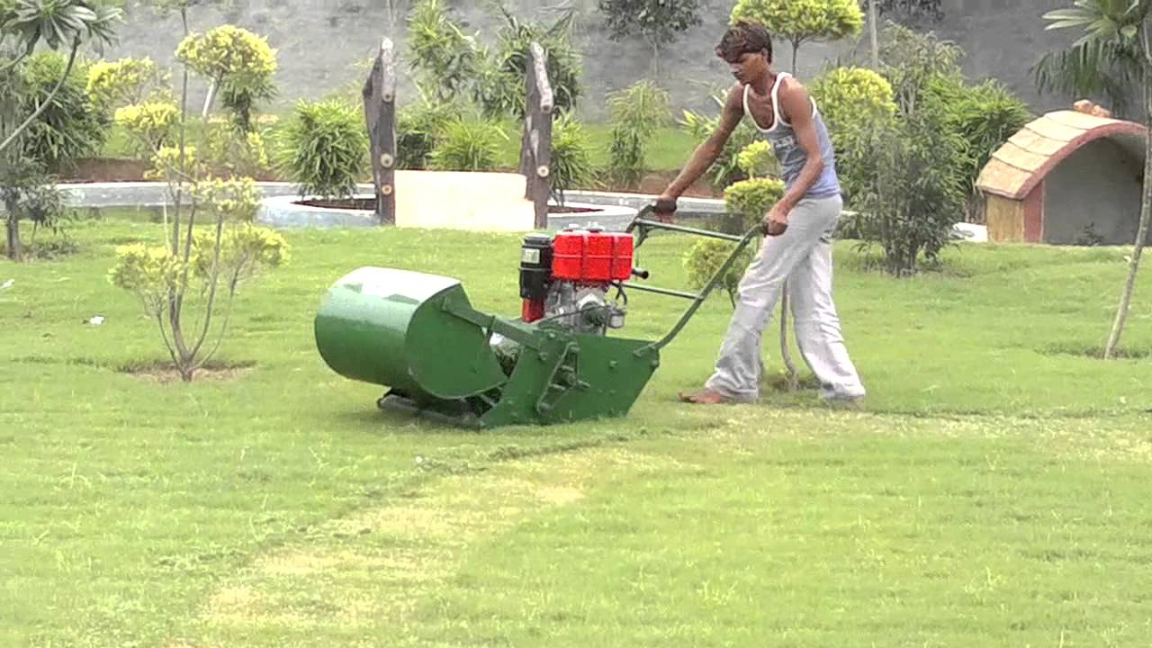 Power lawn mower deep jyoti garden tools youtube for English garden tools yeah yeah yeah