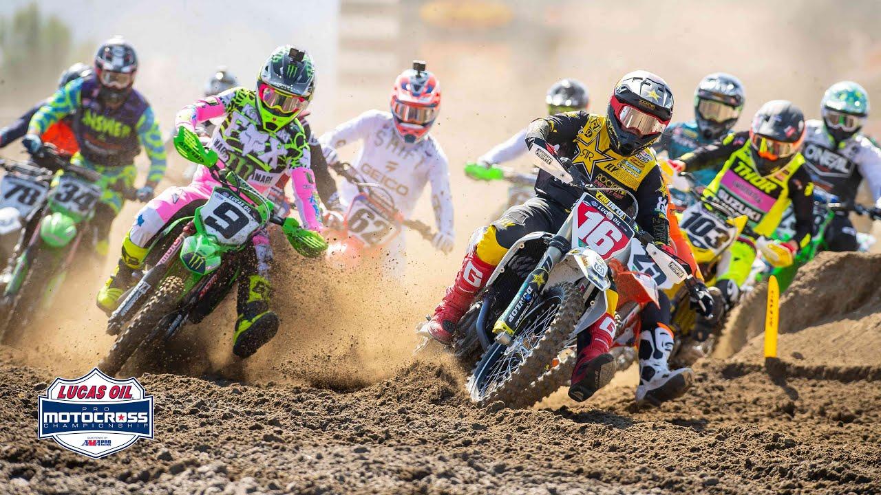 AMA Motocross - Final - VÍDEO