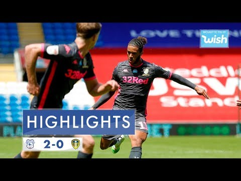 Cardiff Leeds Goals And Highlights
