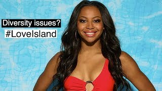 NO LOVE FOR SAMIRA OF LOVE ISLAND BECAUSE OF HER SKIN COLOUR? #loveisland