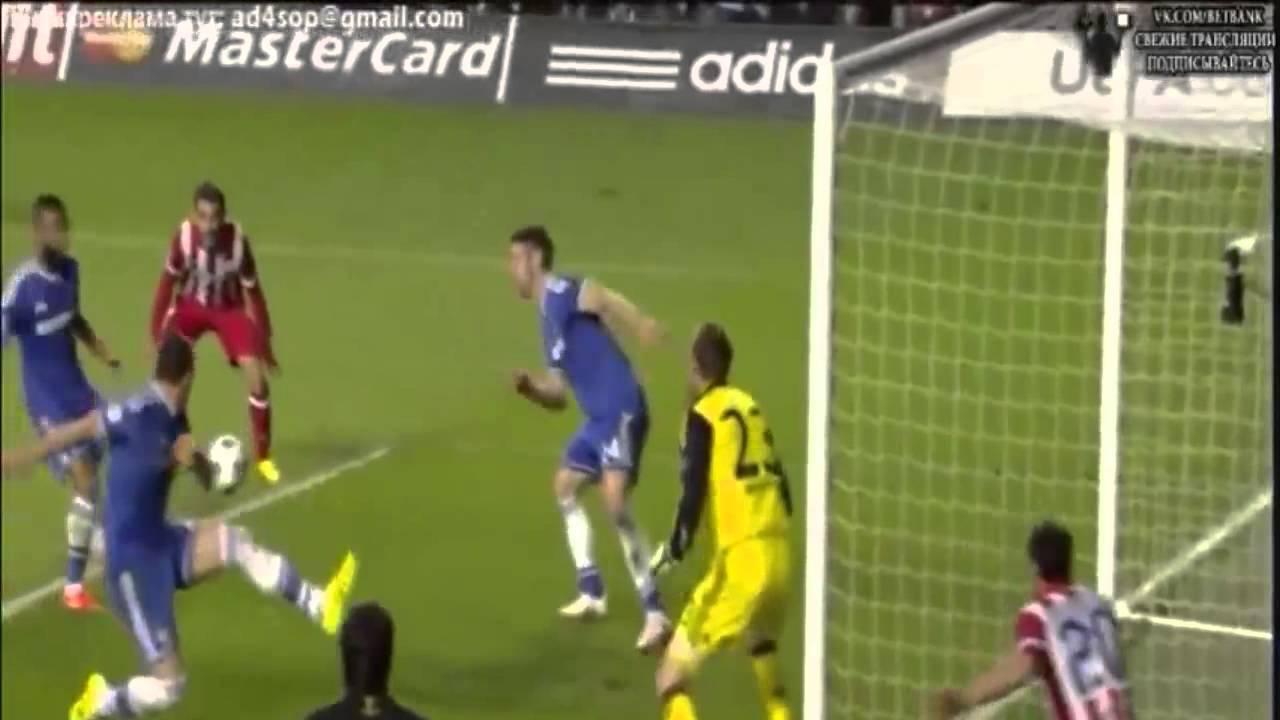 Download Chelsea vs Atletico Madrid (1-3) All Goals [30/4/2014]