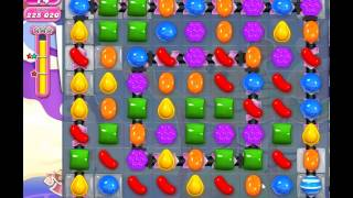 Candy Crush Saga - Level 659 - No Boosters