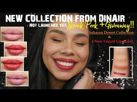 New Collection from Dinair and Giveaway