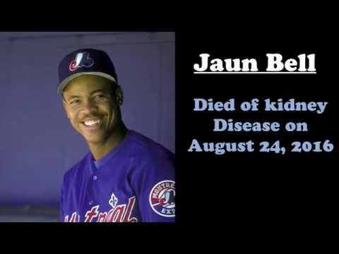 Top 10 Major League Baseball Players Who Died In 2016
