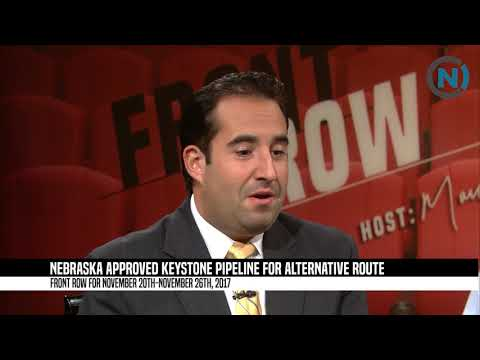 Front Row November 24 - Jonah Kaplan on Keystone Pipeline