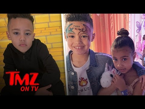 North West Already Has A Boyfriend?! | TMZ TV