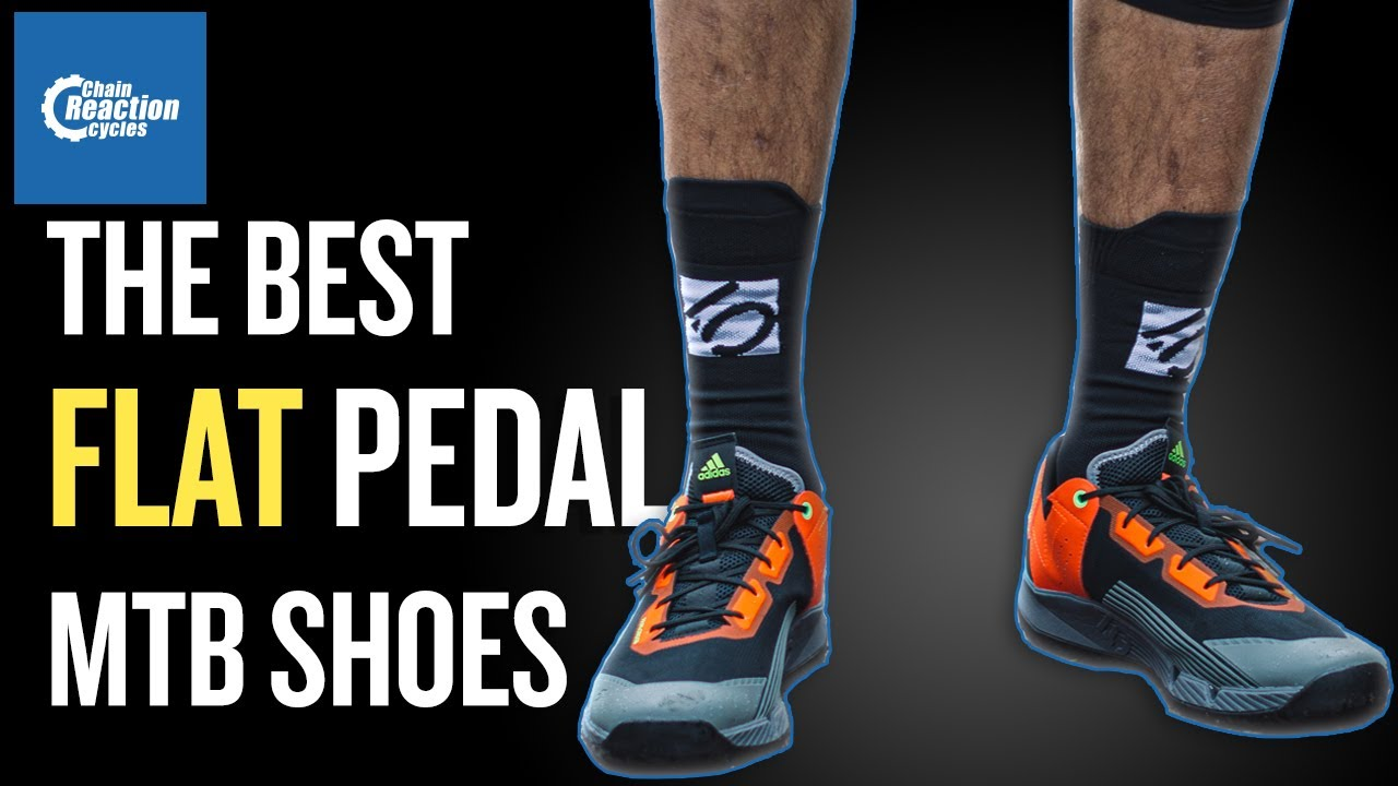 6 Of The Best Mtb Flat Shoes 2020 Crc Youtube