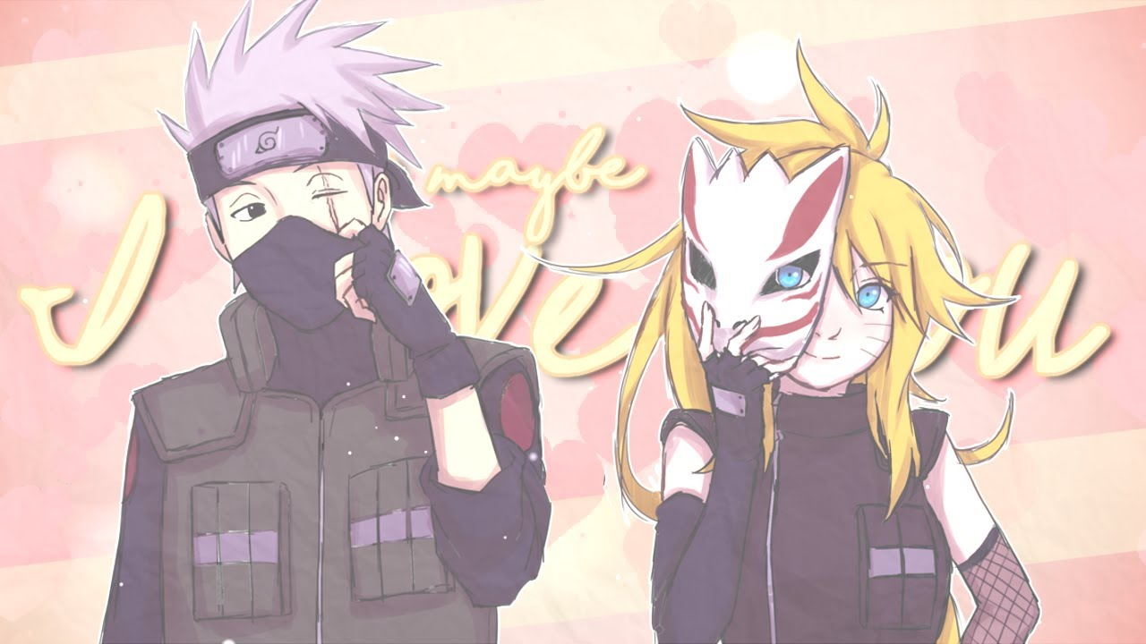 ♥ Maybe I Love You - Kakashi x Naruto