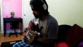 Janam Janam Acoustic Guitar Cover - Dilwale Shah Rukh Khan Kajol Arijit Singh Antara Mitra Pritam