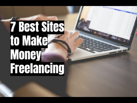 7 Best Sites to Make Money Freelancing in 2017