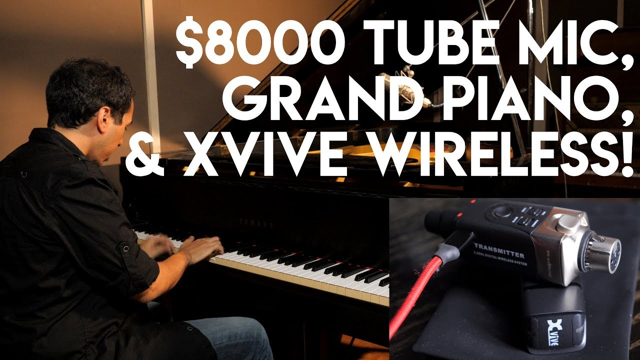 craziest thing we could mic up with xvive u3 wireless microphone system youtube. Black Bedroom Furniture Sets. Home Design Ideas