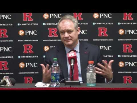 Coach Pikiell Postgame Press Conference - Illinois