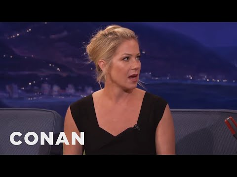 "Christina Applegate Learned The Word ""C***sucker"