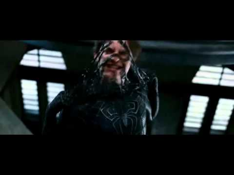 YouTube   Spider Man 3   Eddie Brock Becomes Venom DVD Rip