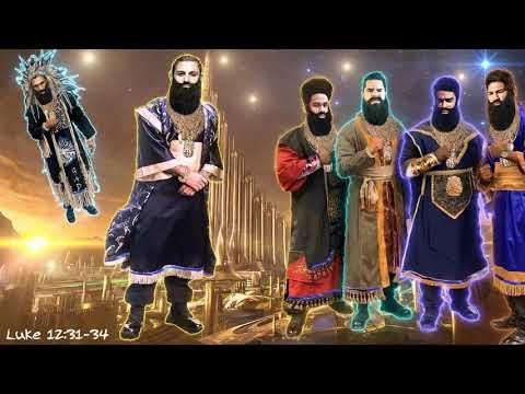 OUR KINGDOM WILL BE GLORIOUS!!!!  YAHAWASHI & HIS ELECT!!!! (MANATAZACH BANYAMYAN 144)