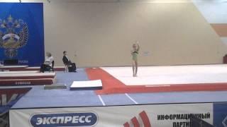 Бондарева( вольные)Первенство России 2012