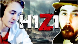H1Z1 | NINJA TALKS ABOUT STORMEN HACKING SITUATION