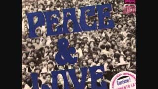 Peace and Love - Marihuana