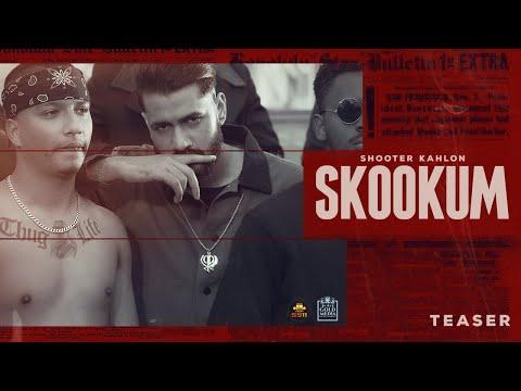 SKOOKUM (Teaser) : Shooter Kahlon | Latest Punjabi Songs 2021 | 5911 Records