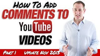 YouTube Comments: How To Add YouTube Comments With Google+