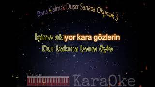 Aleni Aleni (Volkan Konak)Türkçe Piano Karaoke