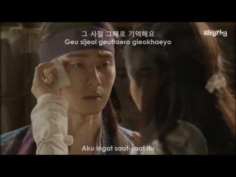 Ost Hwarang - Hyorin - Our Tears (Hangul, Romanization, Terjemahan Indonesia)