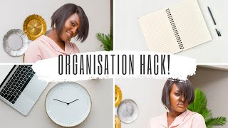 Take A Look Inside My Daily Schedule Blocks | Planning | Organisation