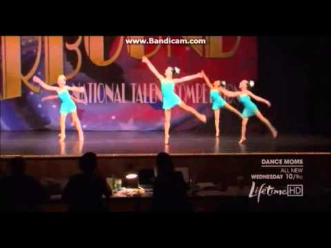 Dance Moms Season 1 Episode 3 Dances - YouTube